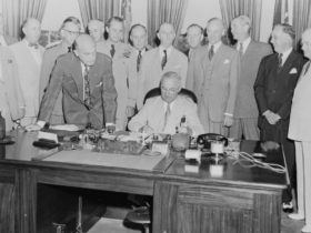 What was The Purpose of The National Security Act of 1947?